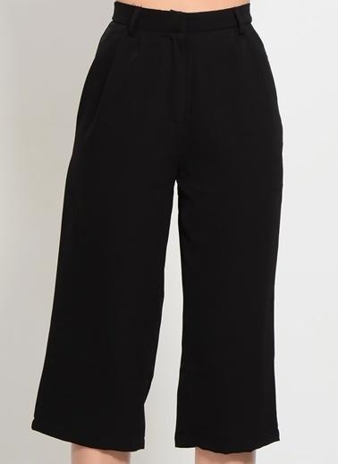 Unique Bol Paça Pantolon Siyah